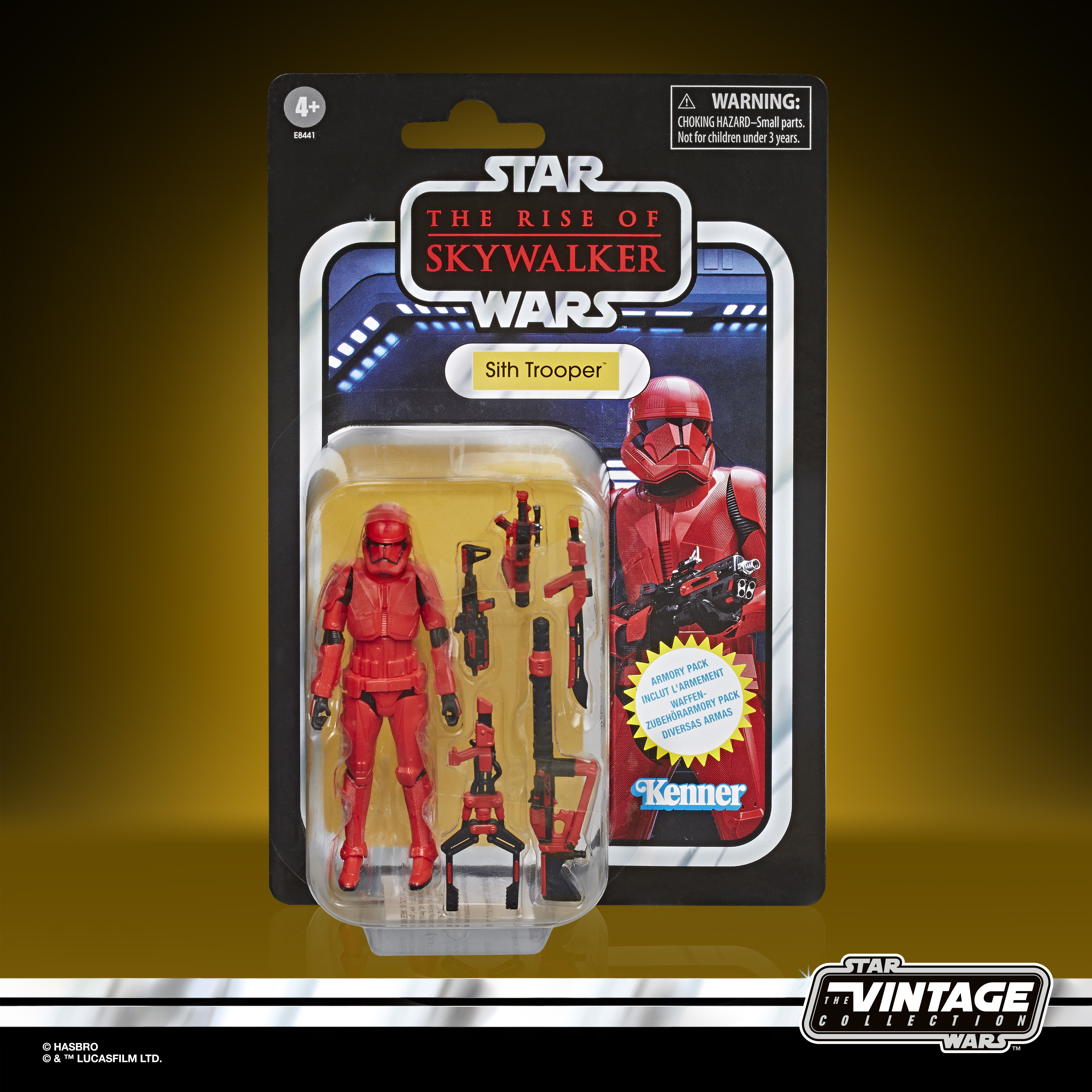 STAR WARS HASBRO SITH TROOPER ARMORY PACK