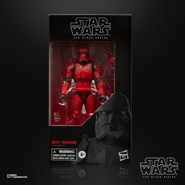 The Sith Trooper Six Inch Figure Will Be Available At D23