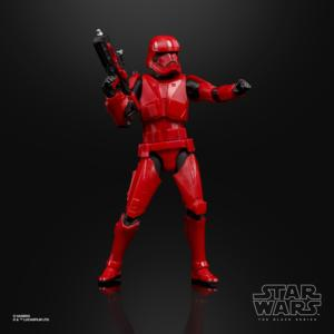 STAR WARS HASBRO THE BLACK SERIES 6-INCH SITH TROOPER Figure