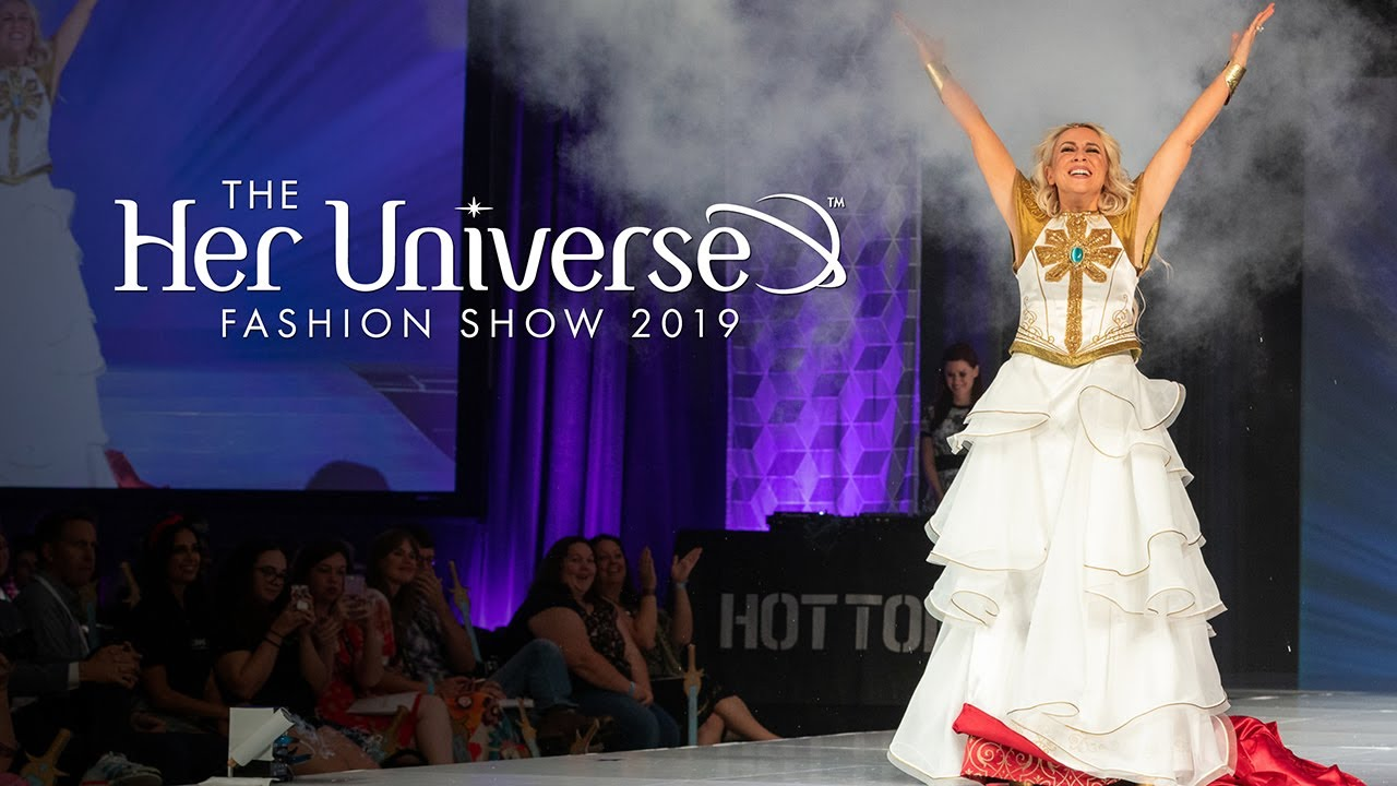 The Her Universe Fashion Show 2019 Highlights