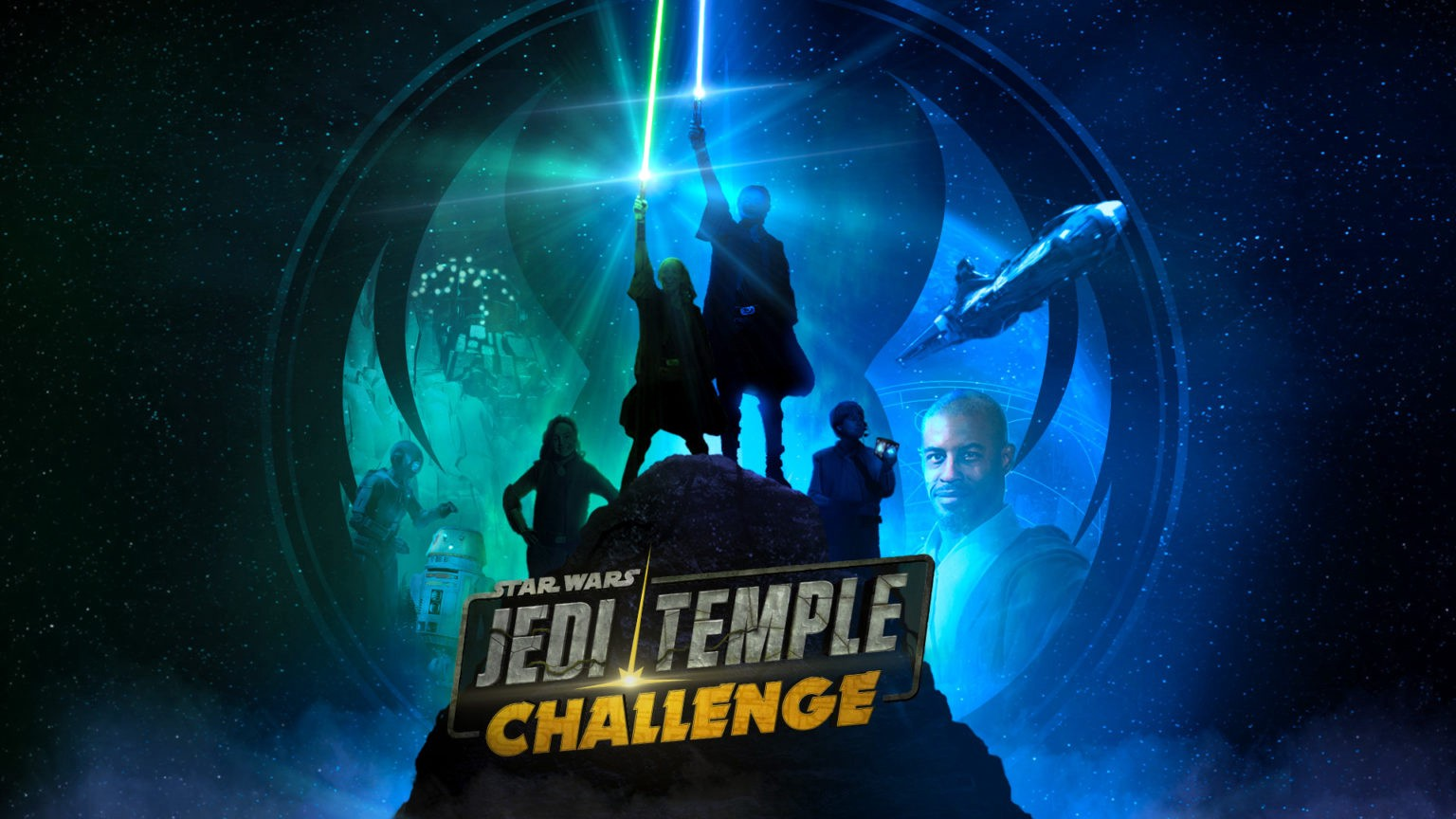 Star Wars Jedi Temple Challenge Episode 4