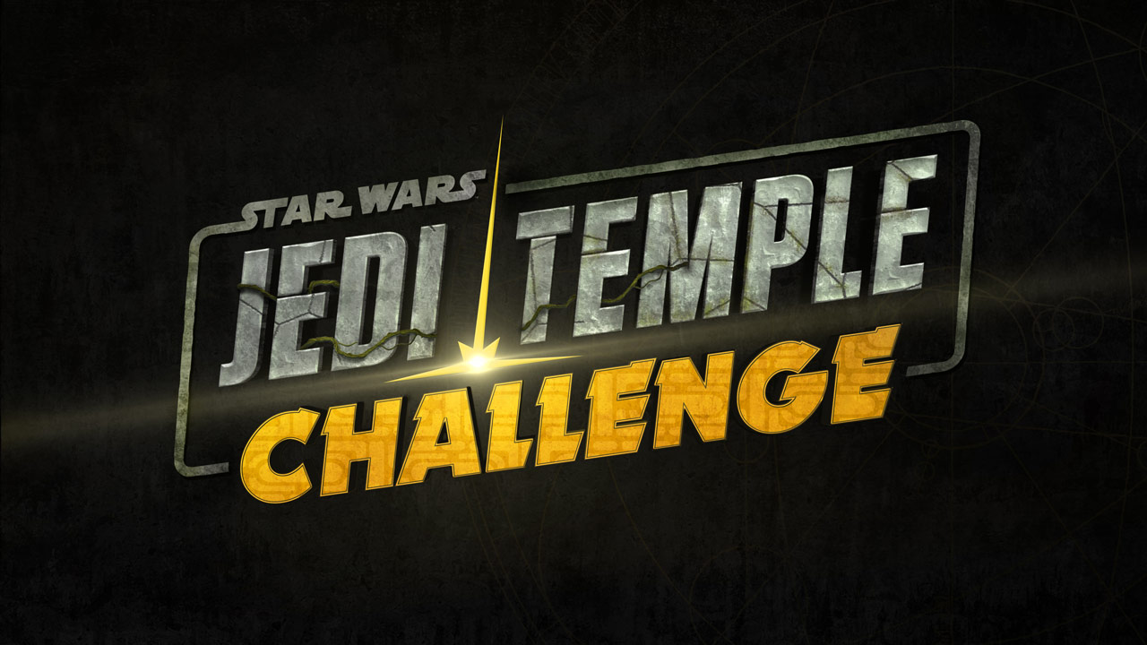 Star Wars Jedi Temple Challenge