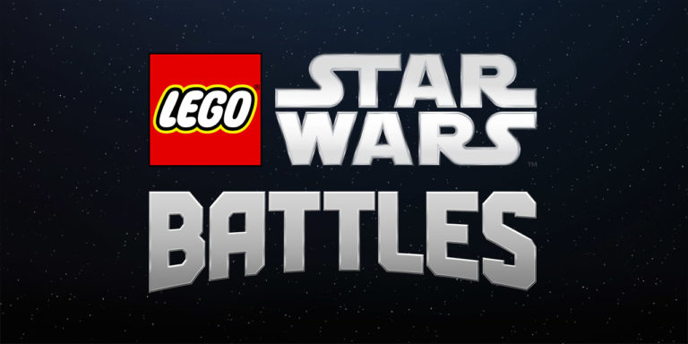 LEGO STAR WARS BATTLES Mobile App videogame