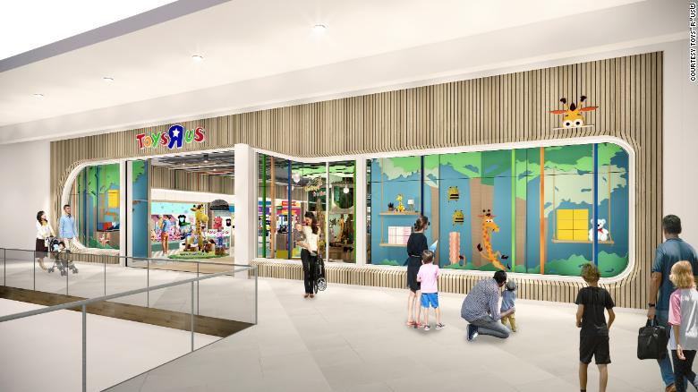 Toys R Us Long Awaited Comeback Is Finally Official