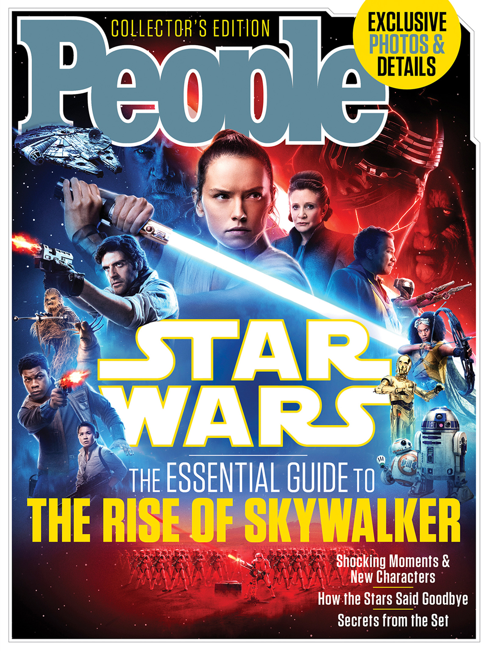 PEOPLEs Essential Guide To The Rise Of Skywalker