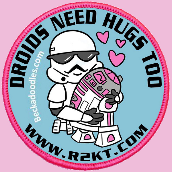 Droids Need Hugs Too