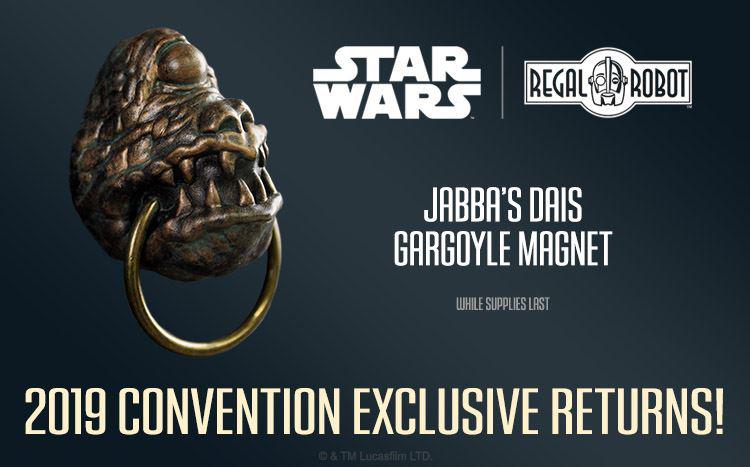 Regal Robot At San Diego Comic Con 2019