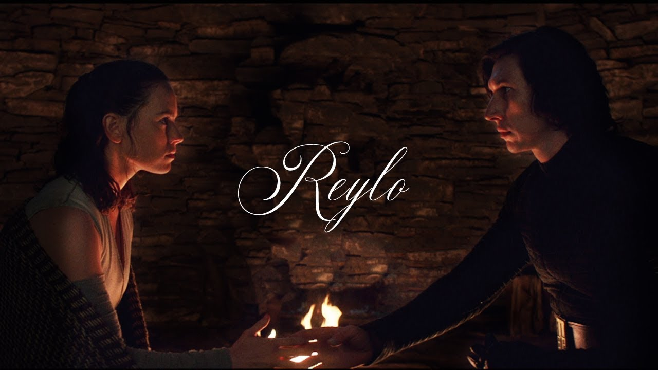Reylo Rey And Kylo Ren
