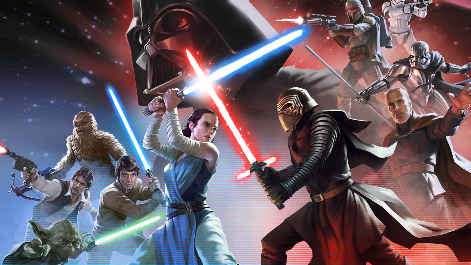 The Rise Of Skywalker Video Game Content Coming In New Upgrades To Existing Games