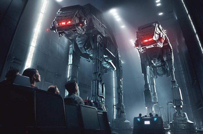 Timing for Opening of Star Wars Rise of the Resistance Announced