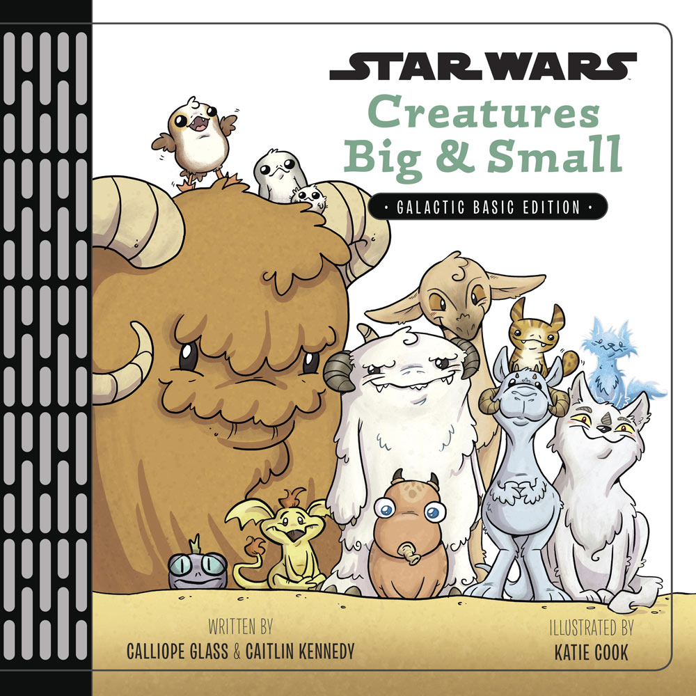 Star Wars Creatures Big and Small