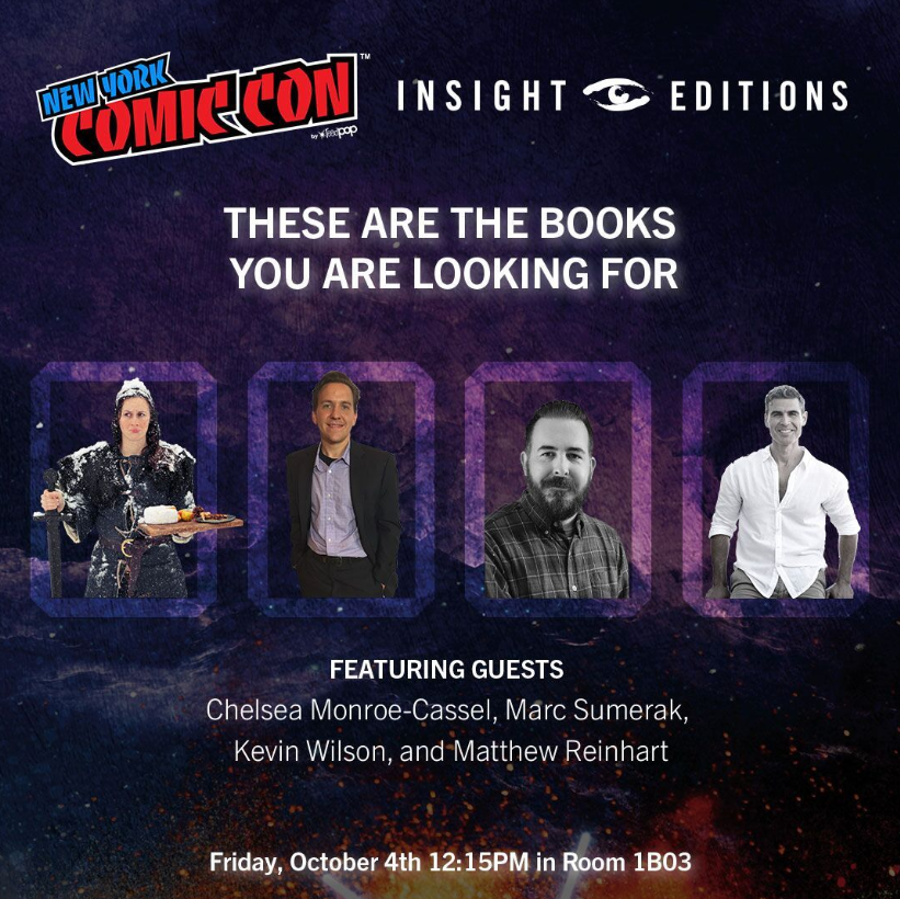 Star Wars NYCC Insight Editions