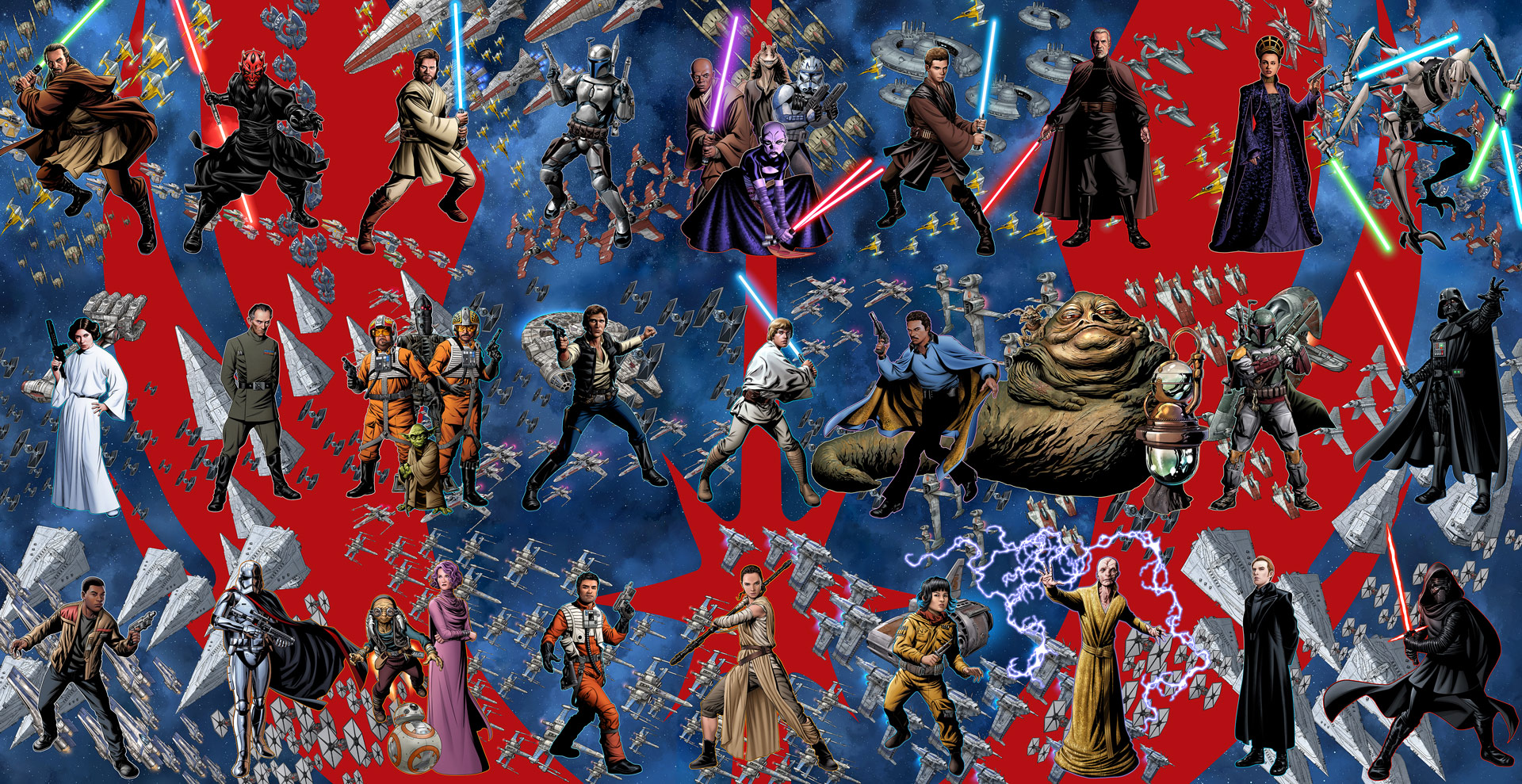 Marvel Star Wars Age of Resistance