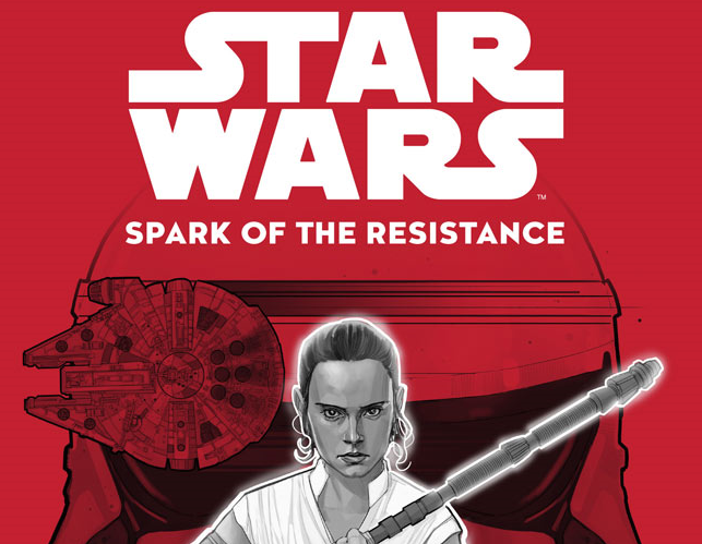 Star Wars Spark of the Resistance