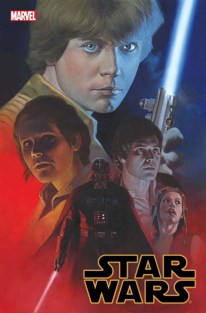 Marvel Star Wars Final Cover