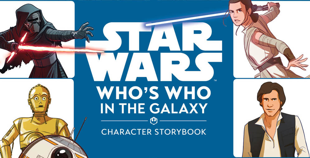Star Wars Galaxy Books