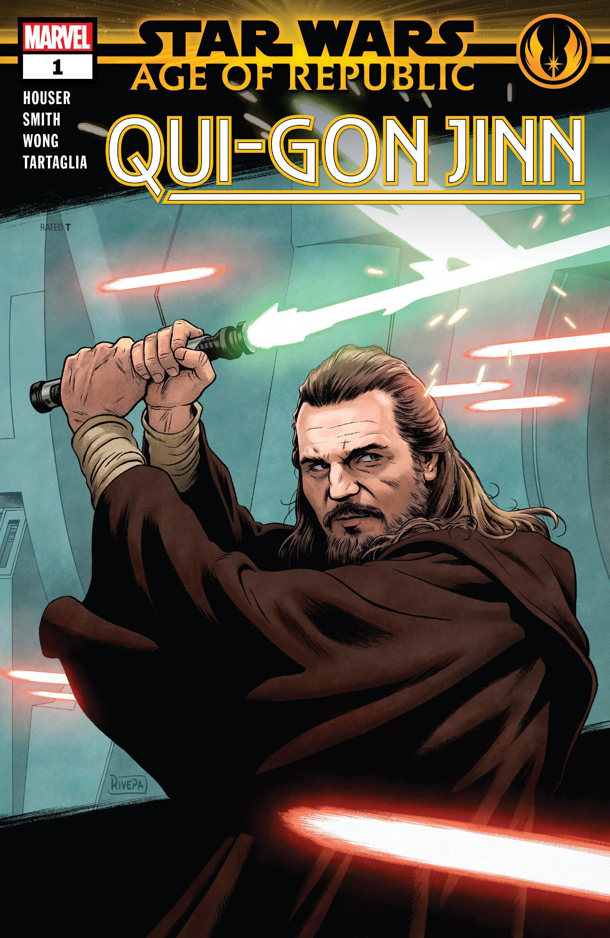 Star Wars Age of Republic Qui-Gon Jinn