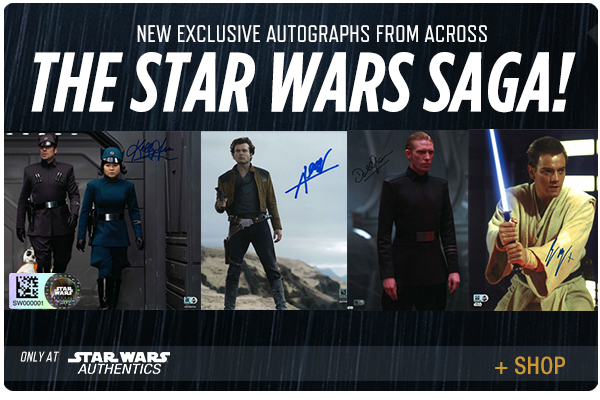 STAR WARS AUTHENTICS