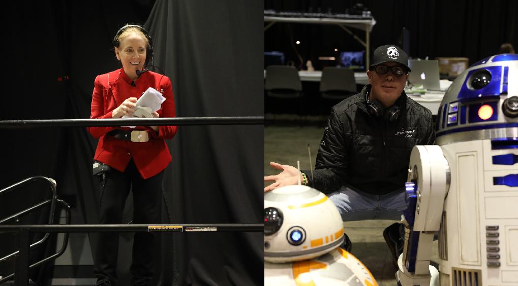 Star Wars Backstage Celebration