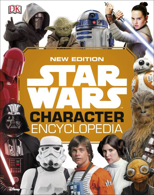 Star Wars Character Encylopedia