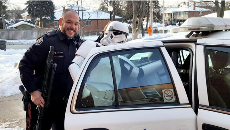 Star Wars Cop