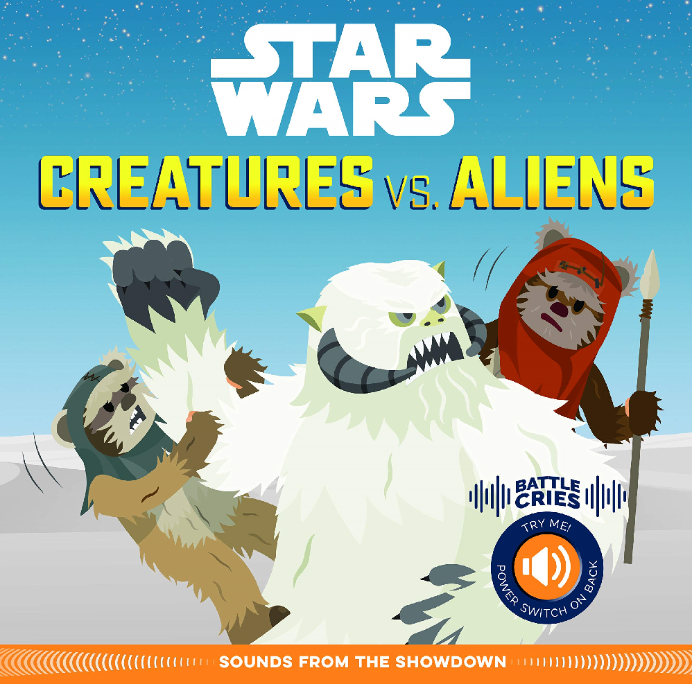 Star Wars Creatures versus aliens