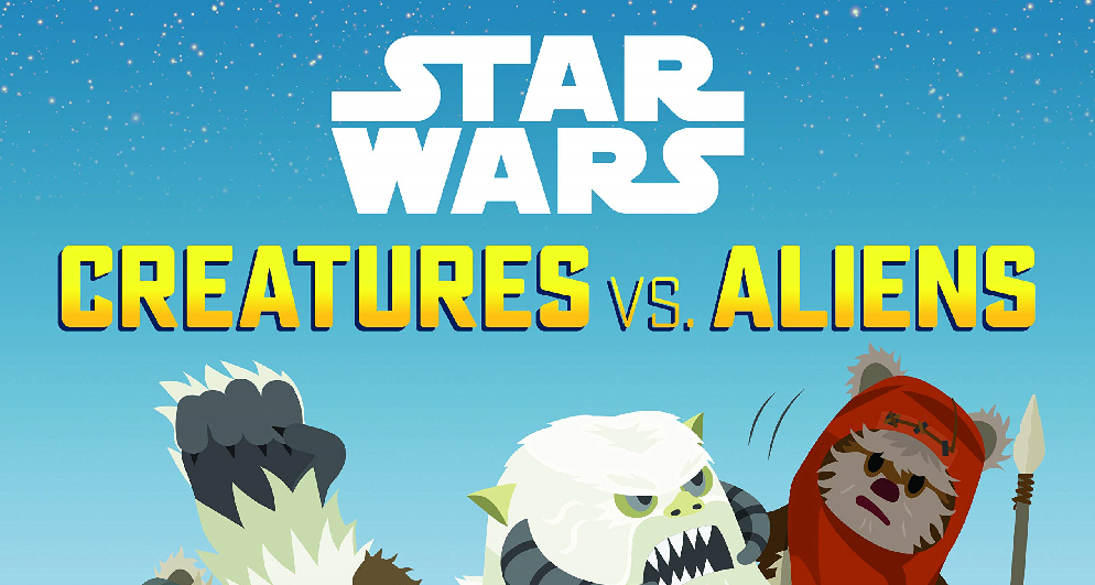 Star Wars Creatures vs. Aliens