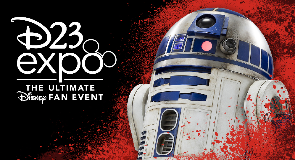 Star Wars D23 Logo R2