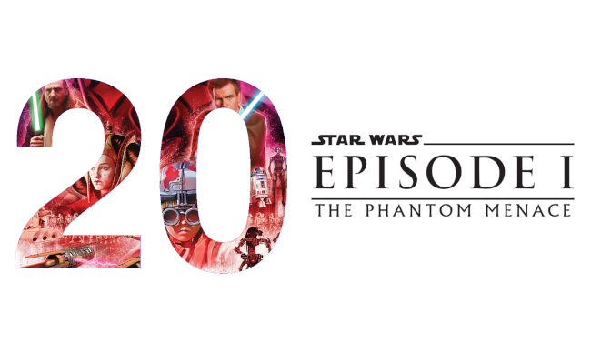 Star Wars The Phantom Menace 20th