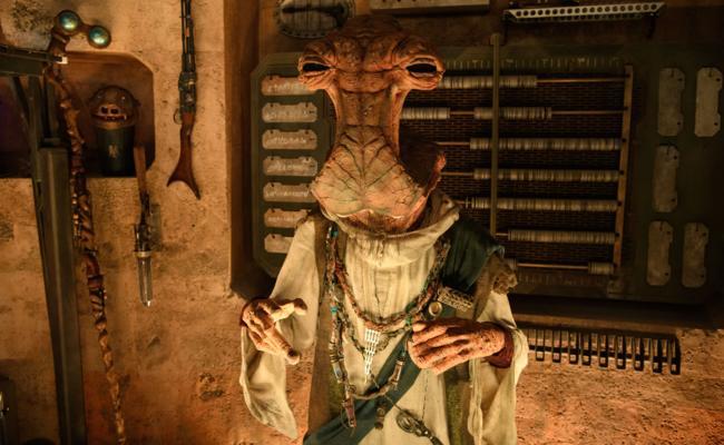 Dok Ondars Den Of Antiquities Star Wars Galaxys Edge
