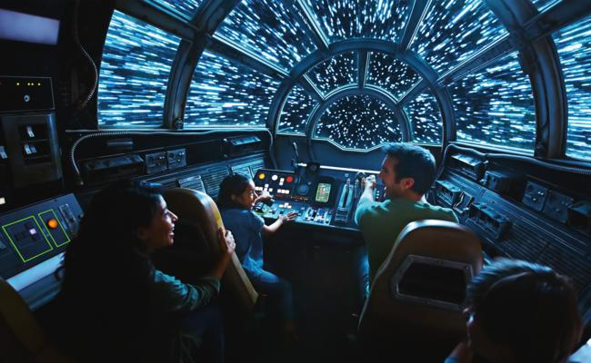 Guide To Millennium Falcon Smugglers Run