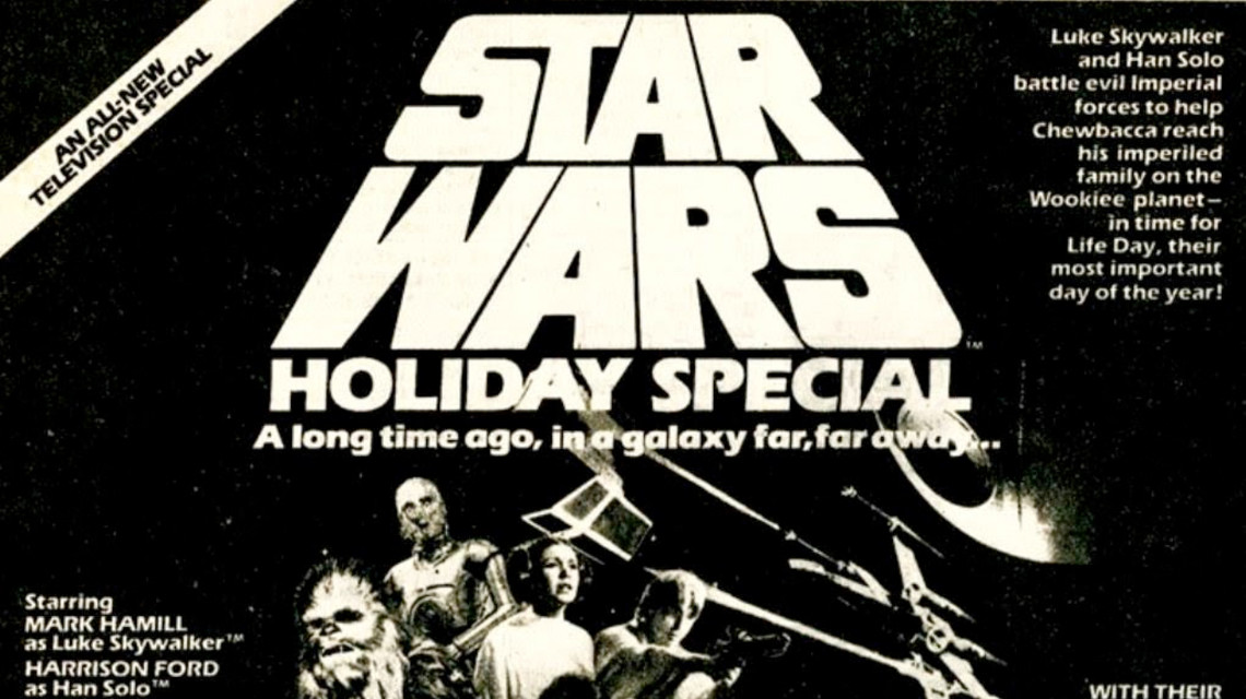 Jon Favreau Would Love To Do A New Star Wars Holiday Special For Disney Plus