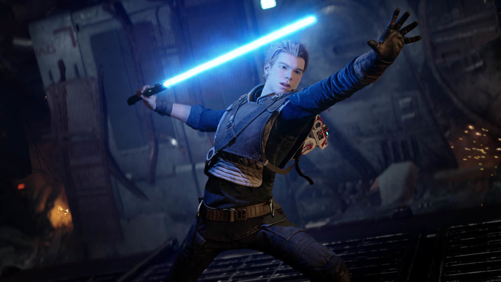 EA Game Director Talks Star Wars Jedi Fallen Order