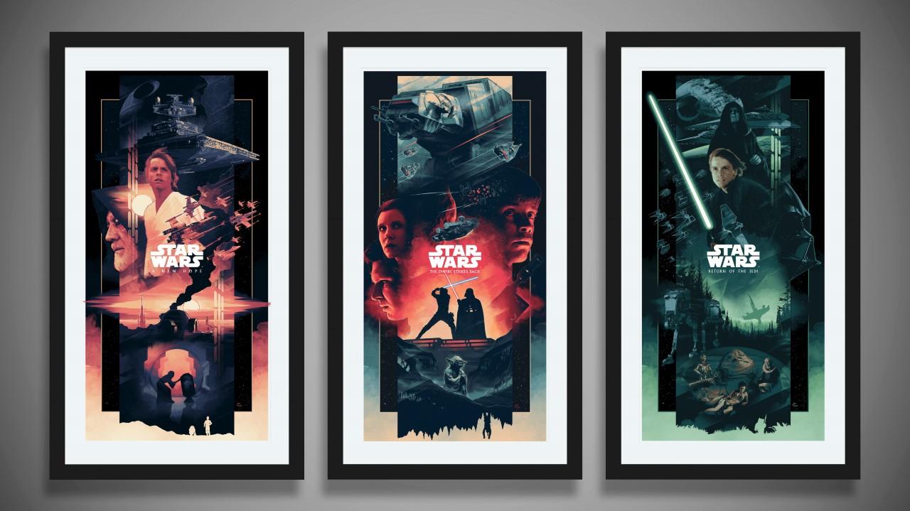 Star Wars John Guydo Trilogy