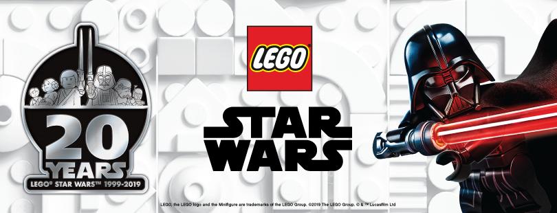 Star Wars LEGO FANEXPO