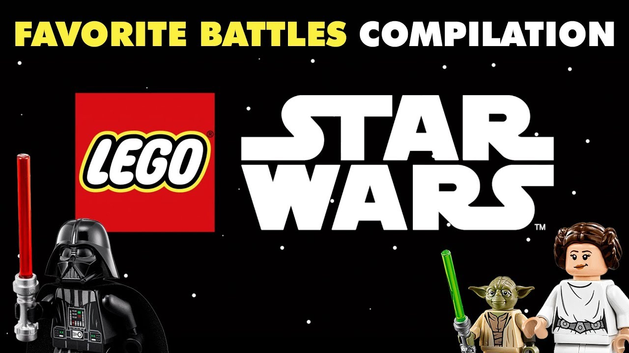 Star Wars LEGO Greatest Battles