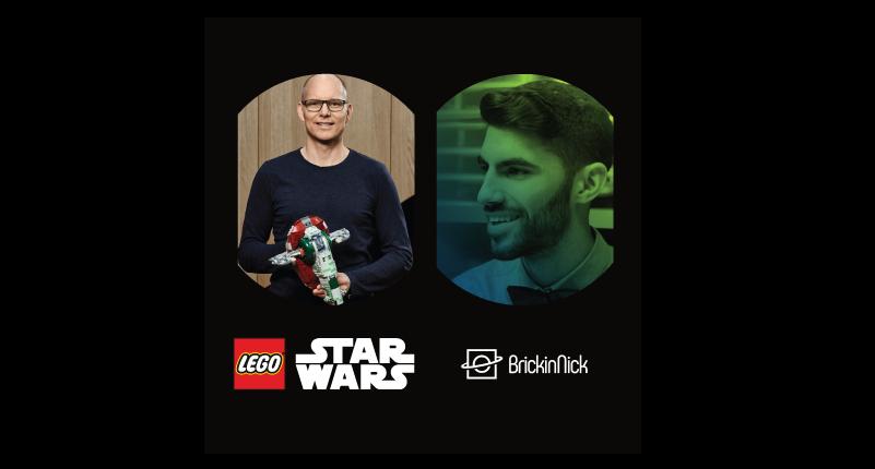 Star Wars LEGO FanExpo Stockwell