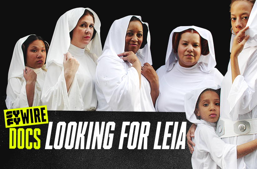 Star Wars Looking For Leia