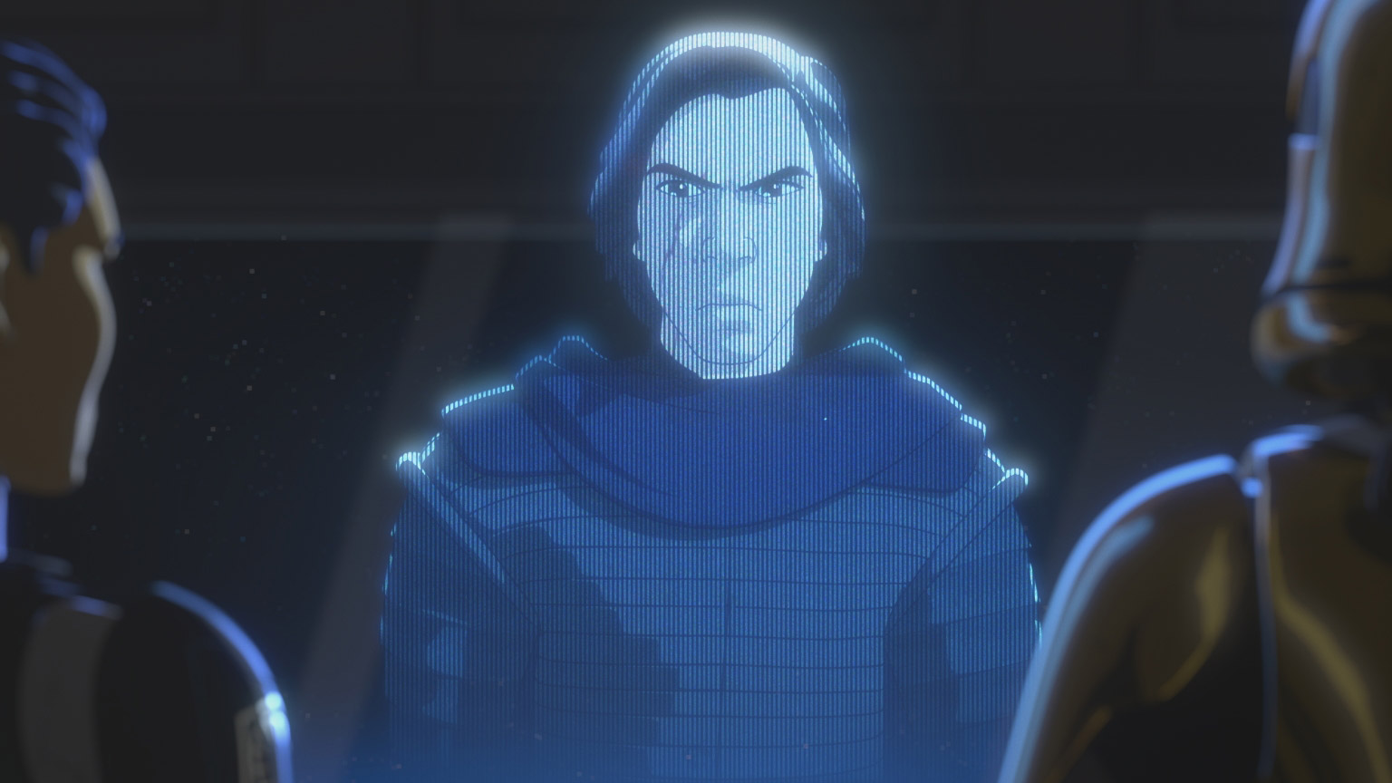 Star Wars Resistance Season Two Kylo Ren