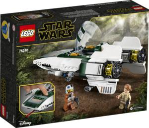 LEGO STAR WARS RESISTANCE A WING