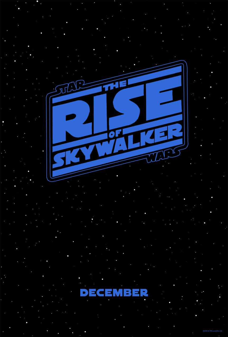 star wars the rise of skywalker art by Chris Landry