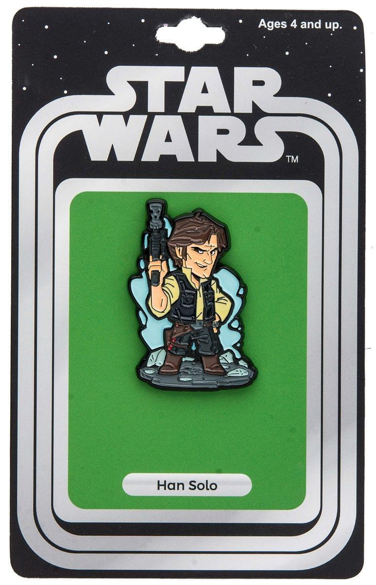 Star Wars Toynk Toys Pin Han Solo
