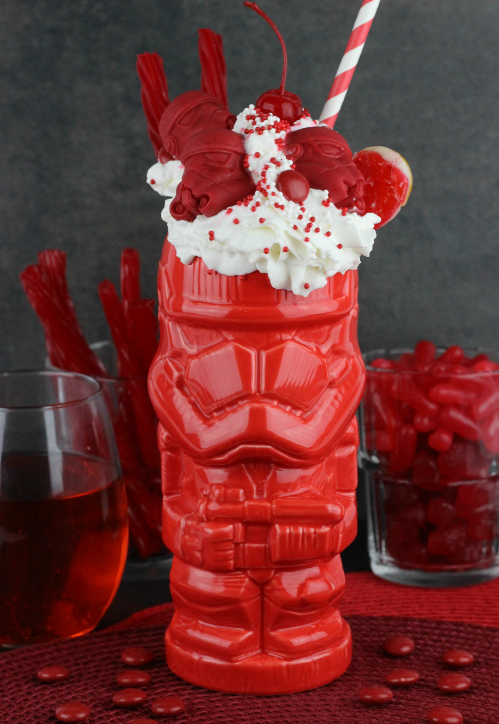 Star Wars Sith Trooper Geeki Tiki