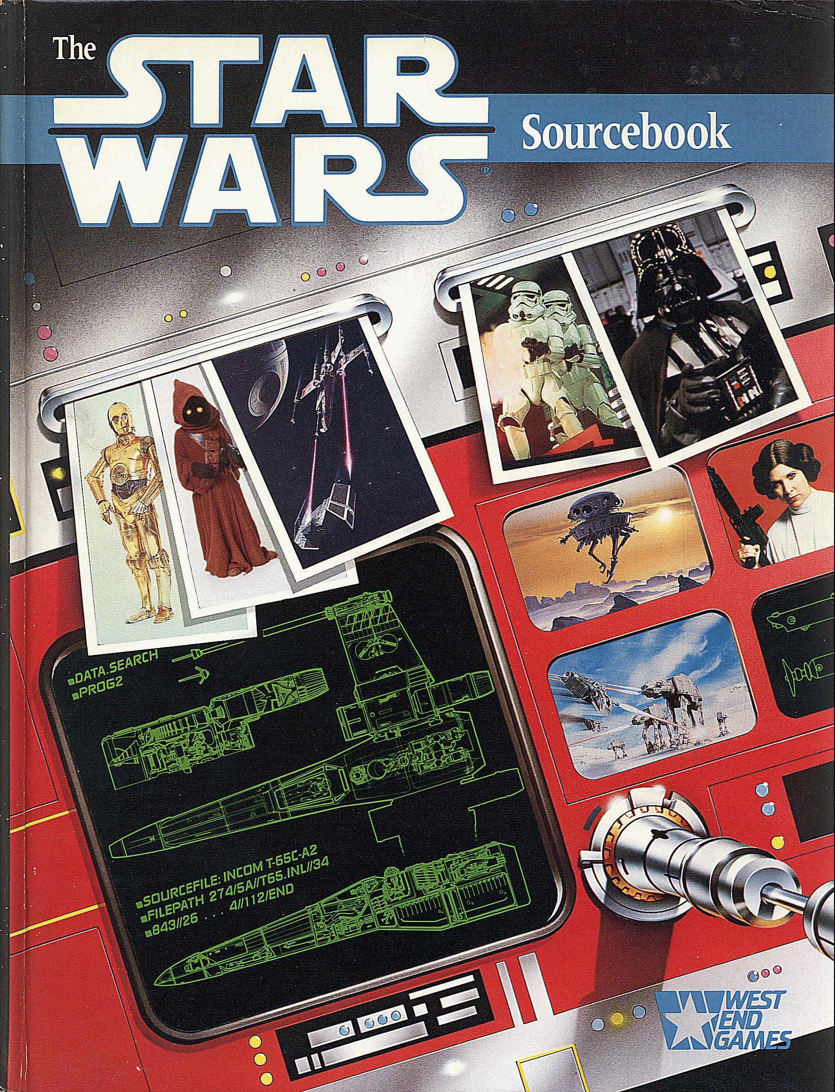 Star Wars Sourcebook