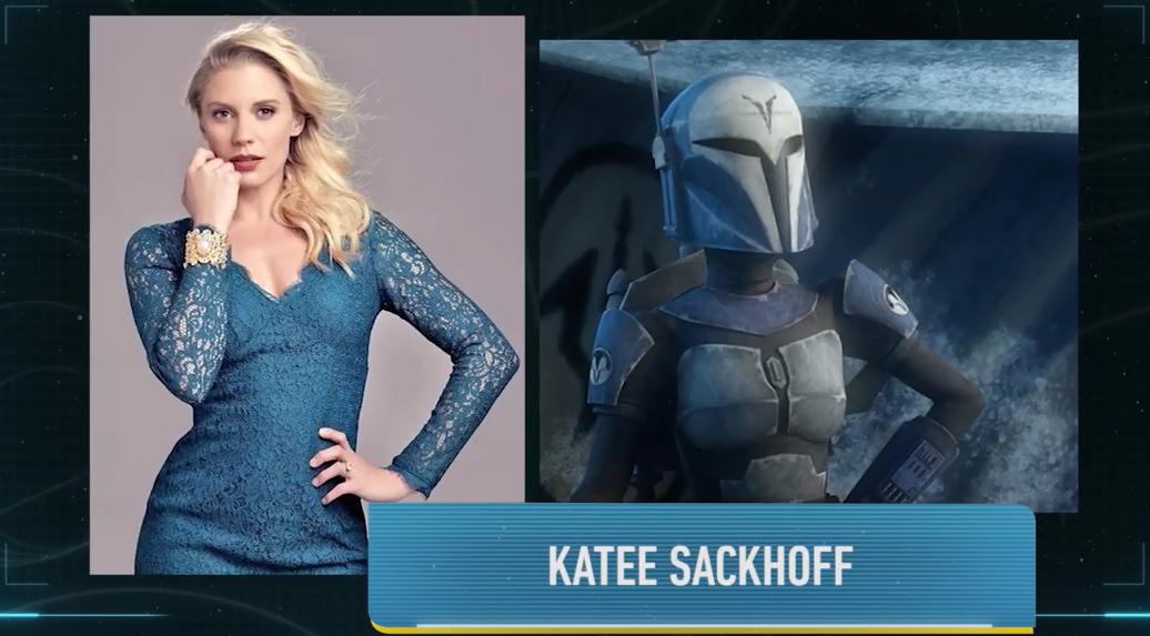 Katie Sackhoff