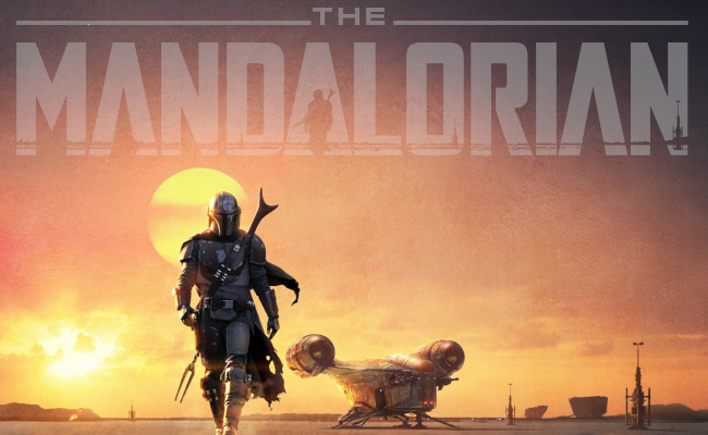 Star Wars The Mandalorian Disney plus