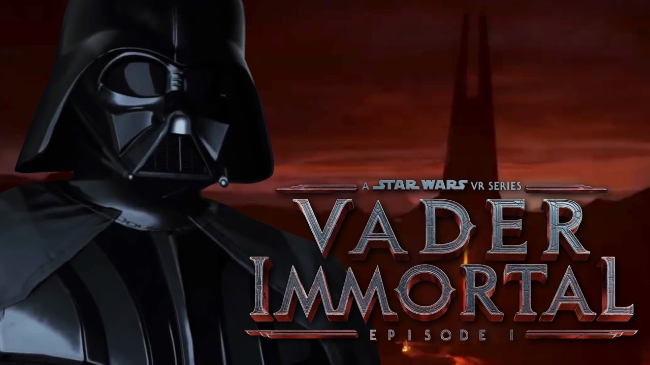 Vader Immortal Posters Revealed