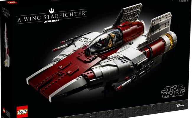 LEGO Ultimate Collector Series A Wing