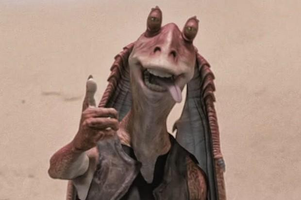 Star Wars Kenobi Jar Jar Binks