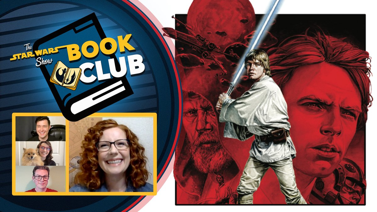 The Star Wars Show Book Club